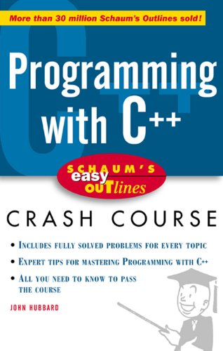 Schaum's Easy Outline: Programming with C