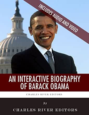 Amazon.com: An Interactive Biography of Barack Obama eBook: Charles