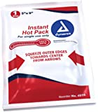 Dynarex Instant Hot Pack, 5 Inches X 9 Inches, 24-Count
