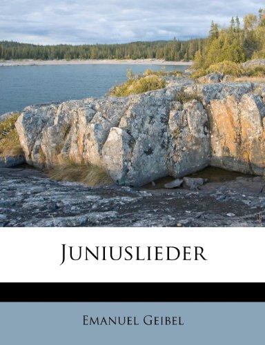 Juniuslieder, siebente Auflage