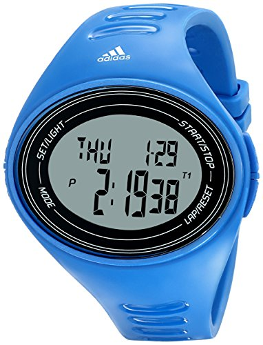 adidas-Unisex-ADP6108-Digital-Blue-Watch-with-Polyurethane-Band