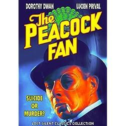 Peacock Fan (Silent)