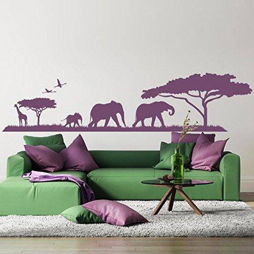 diseno-de-sabana-africana-y-safari-adhesivo-de-pared-violeta-425-x-100