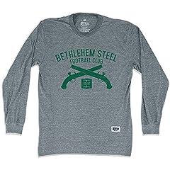 Bethlehem Steel Soccer Club Pistols Long Sleeve T-Shirt