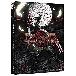 Bayonetta: Bloody Fate - Anime Movie [Blu-ray]