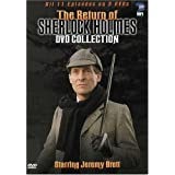 The Return of Sherlock Holmes Collection (1986)by Jeremy Brett