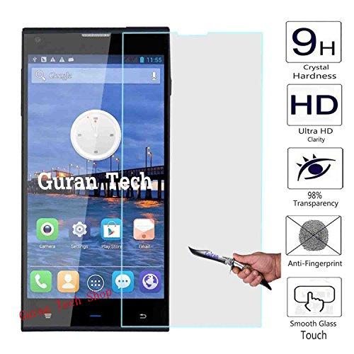 Guran® Pellicola Protettiva ultra Resistente in VetroTemperato per Doogee Dagger DG550 Smartphone Ultra Sottile Screen Protector Film