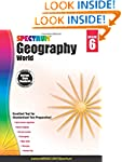 Spectrum Geography, Grade 6: World