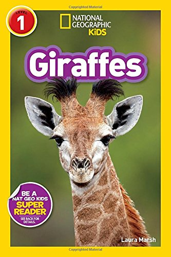 National Geographic Readers: Giraffes (Kid National Geographic compare prices)