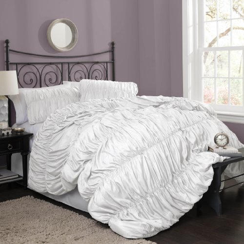 Bedding Set With Curtains 5915 front