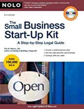 The Small Business Start Up A Step by Step Legal Guide by Peri H. Pakroo J.D.
