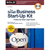 The Small Business Start-Up Kit: A Step-by-Step Legal Guide ~ Peri Pakroo