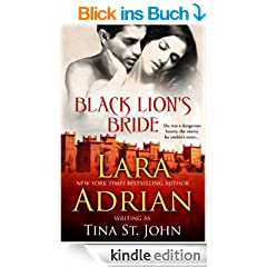 Black Lion's Bride (Warrior Trilogy (historical romance))