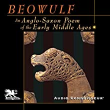 Beowulf Audiobook by C. W. Kennedy (translator) Narrated by Charlton Griffin