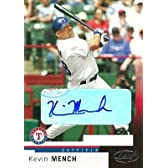 ケビン メンチ 2004 Leaf Autographs / Kevin Mench