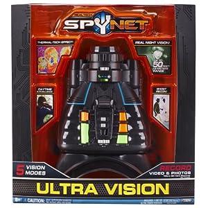 Spy Net Ultra Night Vision Goggles by Spy Net