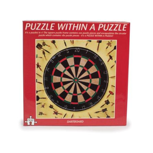 Dart Board Puzzle In A Puzzle - 1
