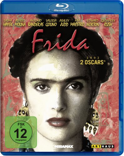 Frida [Alemania] [Blu-ray]