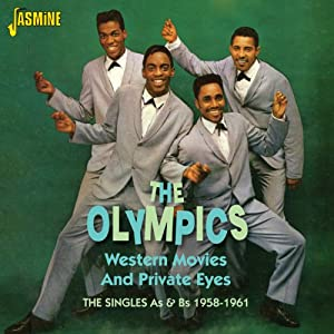 Western Movies And Private Eyes - The Singles As & Bs 1958-1961 [ORIGINAL RECORDINGS REMASTERED] 2CD SET