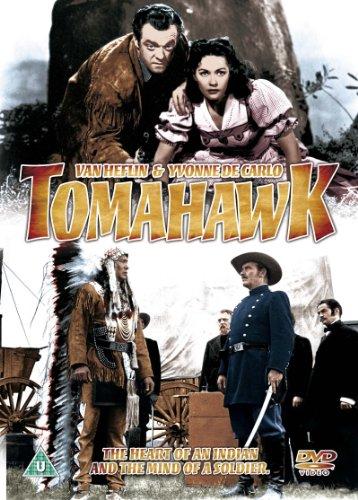 Tomahawk (Universal) [DVD]