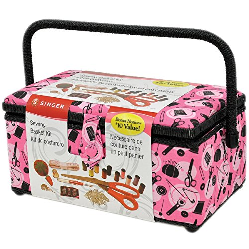 Best Prices! Singer Sewing Basket Kit
