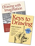 Keys to Drawing Lessions with Bert Dodson Books Bundle (1440312109) by Dodson, Bert