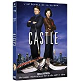 Castle, saison 1 - Coffret 3 DVDpar Nathan Fillion