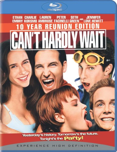 Can't Hardly Wait (10 Year Reunion Edition) [Blu-ray]