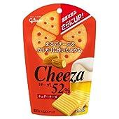 グリコ チーザ<チェダーチーズ> 42g×10個