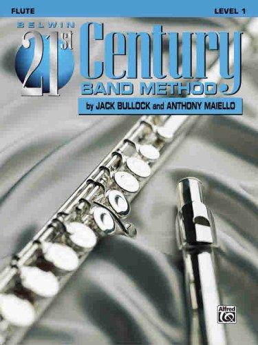 Belwin 21st Century Band Method: Level 1 Flute