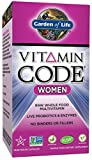 Garden of Life Vitamin Code Women's Multi, 240 Capsules