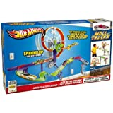 Hot Wheels - X9320 - Wall Tracks Auto Motion Speedway