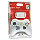 Microsoft Xbox 360 Wireless Controller for Windows Gamepad PC, Microsoft Xbox 360par Microsoft