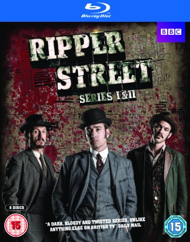 Ripper Street-Complete Series 1 & 2 [Blu-ray] [Import]