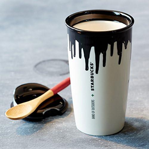 일본 미발매 Starbucks 스타벅스 Band of Outsiders 디자인 텀블러(신품) -