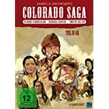 "Colorado Saga, Teil 01-06, Box 1 (4 Disc Set)von ""Richard Chamberlain"""