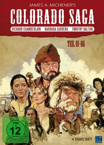 Colorado Saga, Teil 01-06 [4 DVDs]