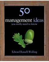 50 Management Ideas You Really Need to Know (50 Ideas You Really Need to Know series) (English Edition)