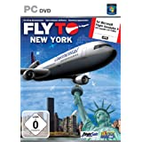 Fly to New York Add-On for FS 2004 and FSX (PC DVD)by Funbox Media