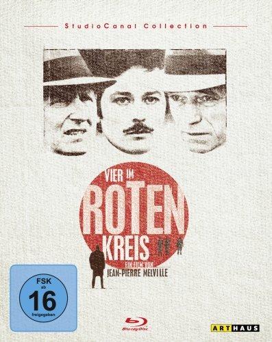 Vier im roten Kreis - StudioCanal Collection [Blu-ray]