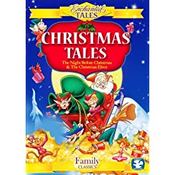Christmas Tales (2 Disc Set) - The Night Before Christmas, The Christmas Elves
