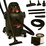 Shop Vac Super 20 Litre Wet And Dry Vacuum Cleaner/ Also Converts Into A Powerfull Blower