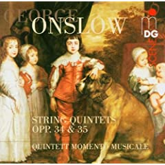 String Quintets Op. 34 + 35