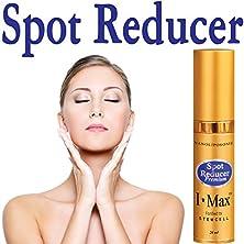 buy I Max Age Spot Reducer & Preventer Fortified By Nanoliposome, Stem Cell, Peptides, Melatonin, Aha, Vitamin A, B-3, C, E, Phloretin Cf, Glutathinone, Tranexamic Acid & Licorice For Lightening & Evening Skin, Fading Pigmentation, Brown & Liver Spots, Acne S