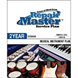 Repair Master 2-Yr Ext Musical Instruments - Under $2500