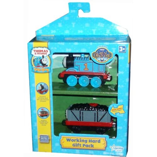 Amazon.com: Thomas and Friends The Great Discovery Take Along Train 2
