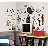"RoomMates ""Star Wars Classic"" Wall Sticker"