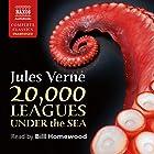 Twenty Thousand Leagues Under the Sea Hörbuch von Jules Verne Gesprochen von: Bill Homewood