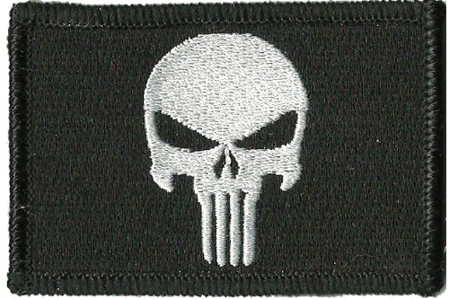 Review Of Punisher Tactical Patch - Black by Gadsden and Culpeper