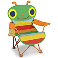 Melissa & Doug Sunny Patch Happy Giddy Outdoor Folding Lawn and Camping Chair from Melissa & Doug